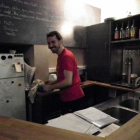 Gilles notre Barman!
